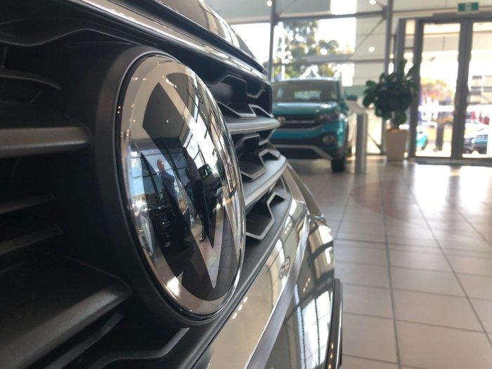 2021 Volkswagen T-Roc 140TSI Sport A1 MY21 Four Wheel Drive Indium Grey