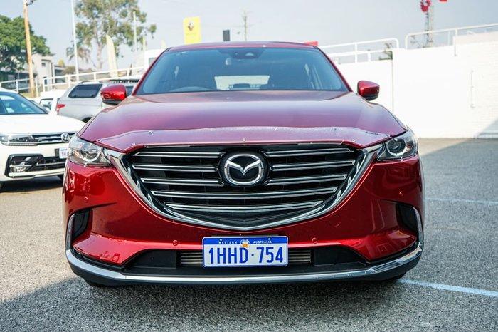 2017 Mazda CX-9 GT TC AWD Soul Red Crystal