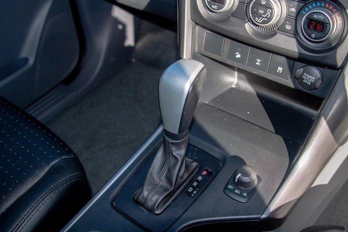 2018 Mazda BT-50 GT UR 4X4 Dual Range Silver