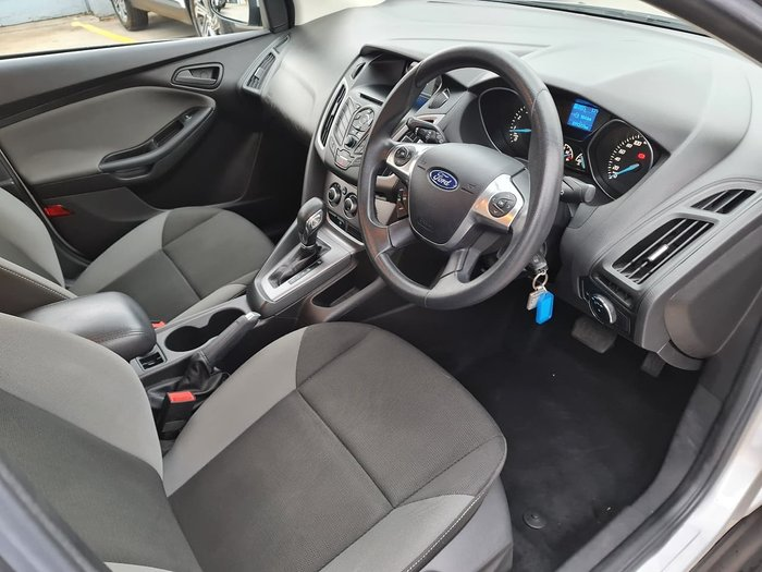2013 Ford Focus Ambiente LW MKII Silver