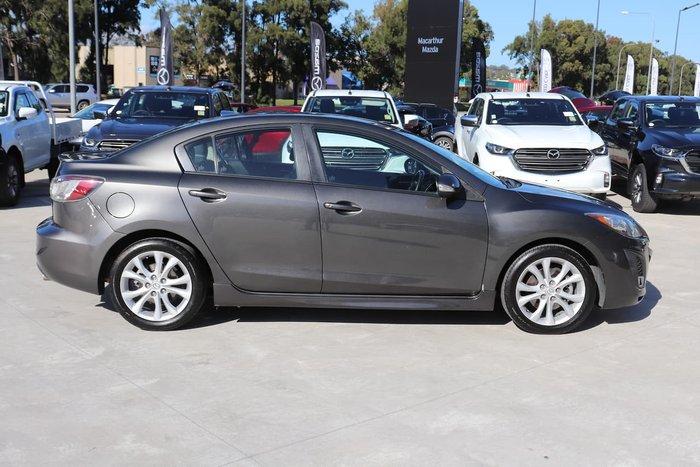 2010 Mazda 3 SP25 BL Series 1 Grey