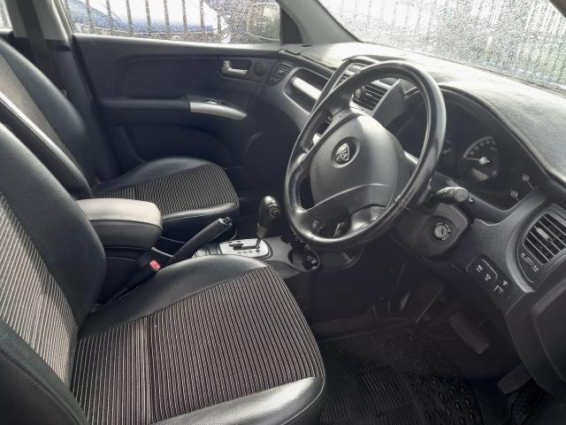 2005 KIA SPORTAGE 2005 KIA SPORTAGE (4x4) AUTO 4D WAGON V6