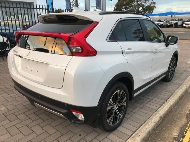 2017 Mitsubishi ECLIPSE 2017 Mitsubishi Eclipse Cross Exceed 2WD