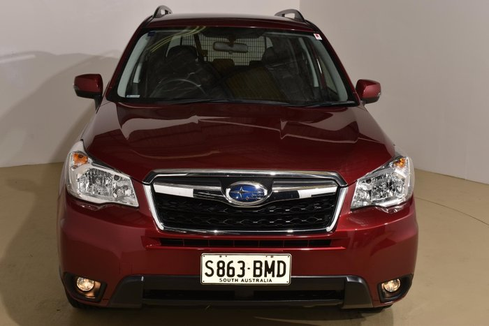 2015 Subaru Forester 2.5i-L S4 MY15 AWD Venetian Red