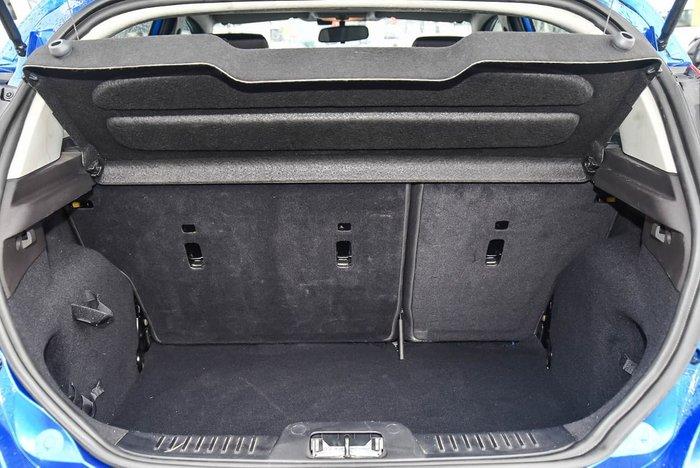 2014 Ford Fiesta Ambiente WZ Blue