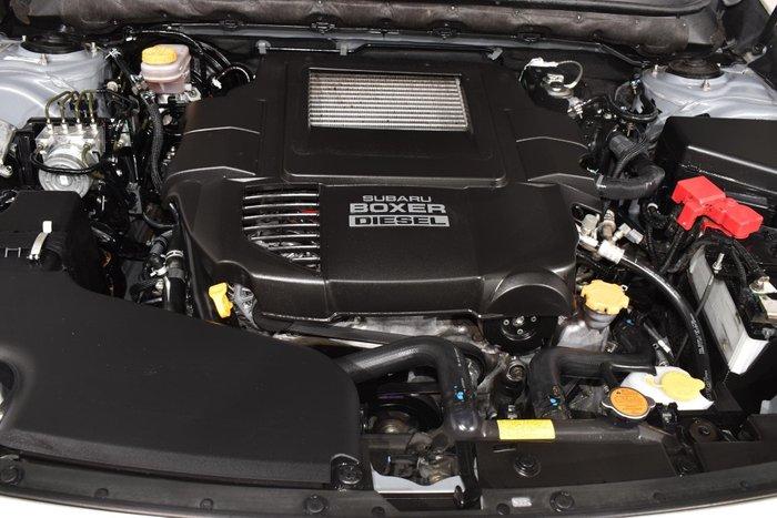 2016 Subaru Outback 2.0D Premium 5GEN MY16 AWD Ice Silver