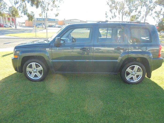 2007 Jeep Patriot Sport MK MY07 4X4 On Demand Grey