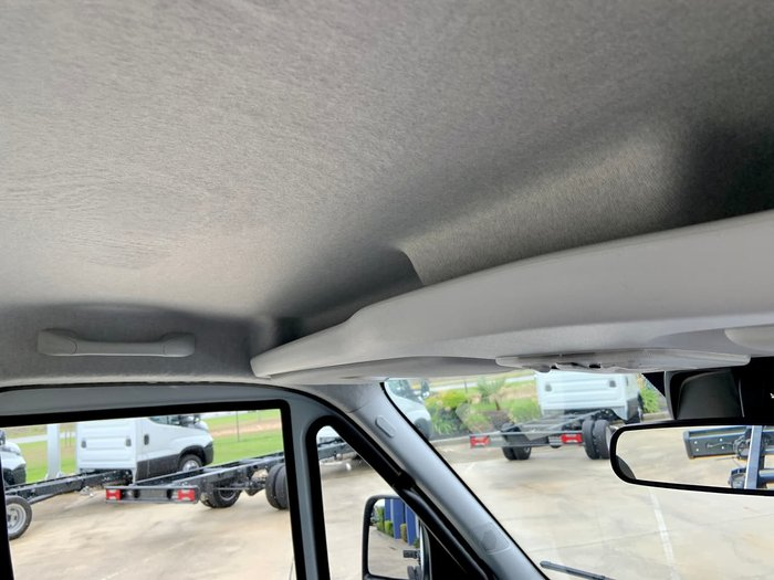 2021 IVECO DAILY 45C17 A8 White