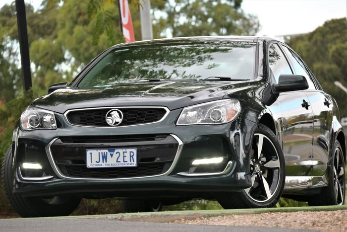 2017 Holden Commodore SV6 VF Series II MY17 Regal Peacock