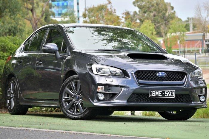 2014 Subaru WRX Premium V1 MY15 AWD Dark Grey