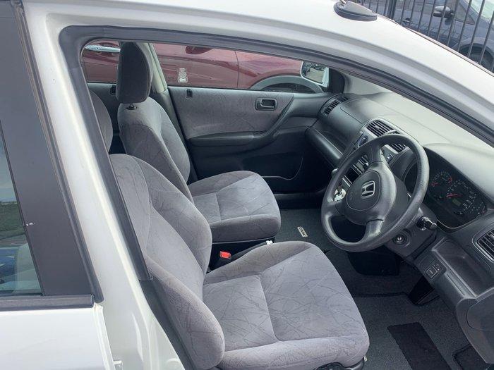2000 Honda Civic Vi 7th Gen Taffeta White