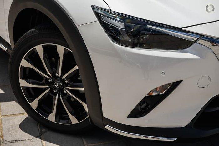 2020 Mazda CX-3 Akari DK Snowflake White Pearl