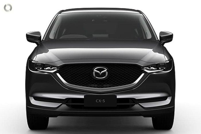 2021 Mazda CX-5 Maxx KF Series Machine Grey