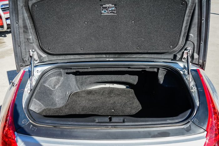 2009 Nissan 350Z Track Z33 Silver