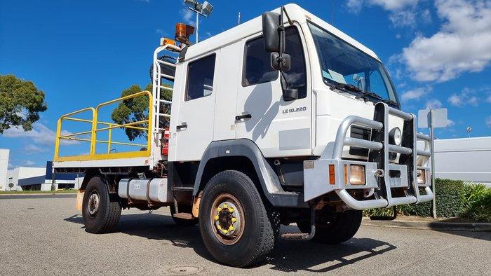 2003 M.A.N. L2000 WHITE