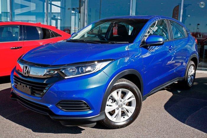 2021 Honda HR-V VTi MY21 Blue