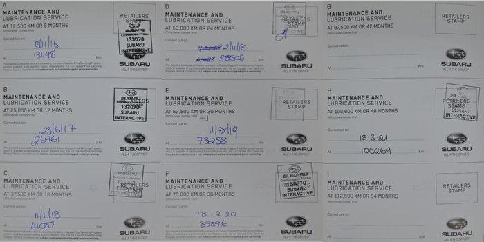 2016 Subaru Outback 3.6R 5GEN MY16 AWD Tungsten
