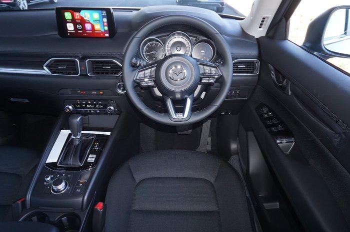 2021 Mazda CX-5 Maxx Sport KF Series Jet Black