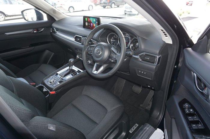 2021 Mazda CX-5 Maxx Sport KF Series Blue