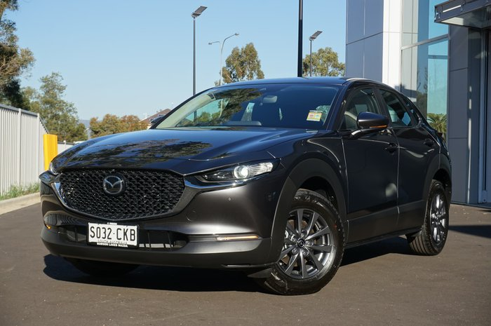 2020 Mazda CX-30 G20 Pure DM Series Machine Grey
