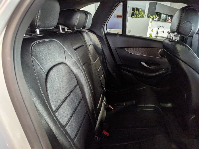 2015 Mercedes-Benz GLC-Class GLC220 d X253 Four Wheel Drive Diamond Silver