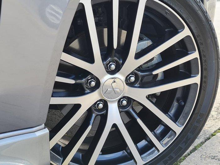 2016 Mitsubishi Lancer GSR CF MY16 Grey