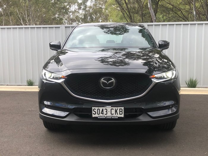 2021 Mazda CX-5 Akera KF Series AWD Jet Black