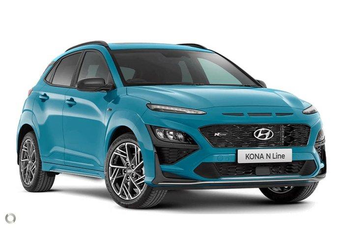 2021 Hyundai Kona N-Line Premium