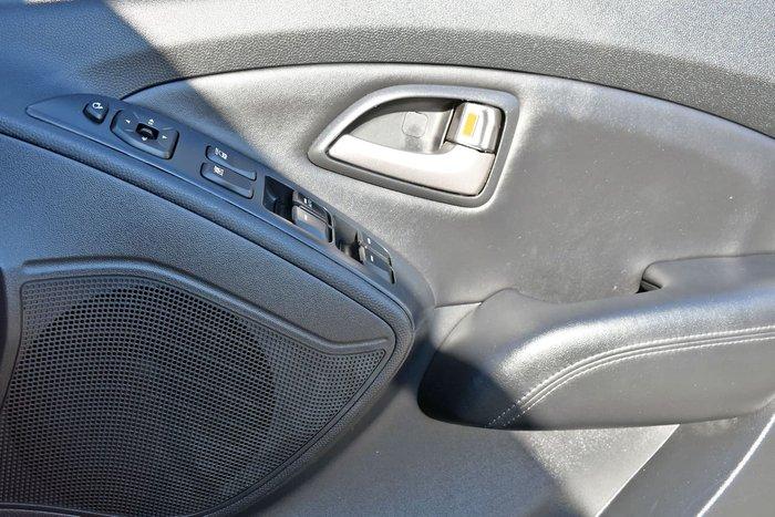 2013 Hyundai ix35 SE LM2 Silver