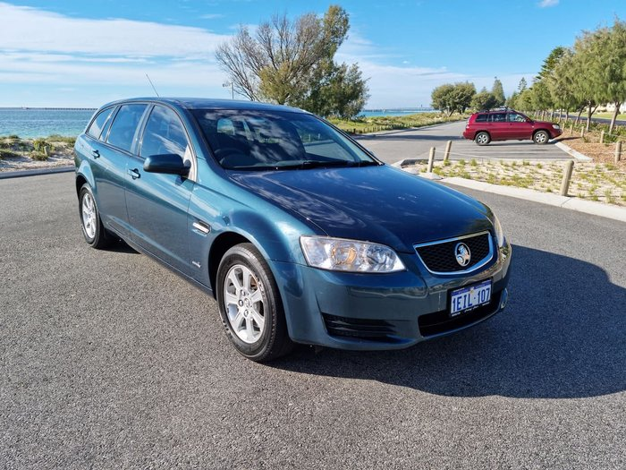 2011 Holden Commodore Omega VE Series II Blue