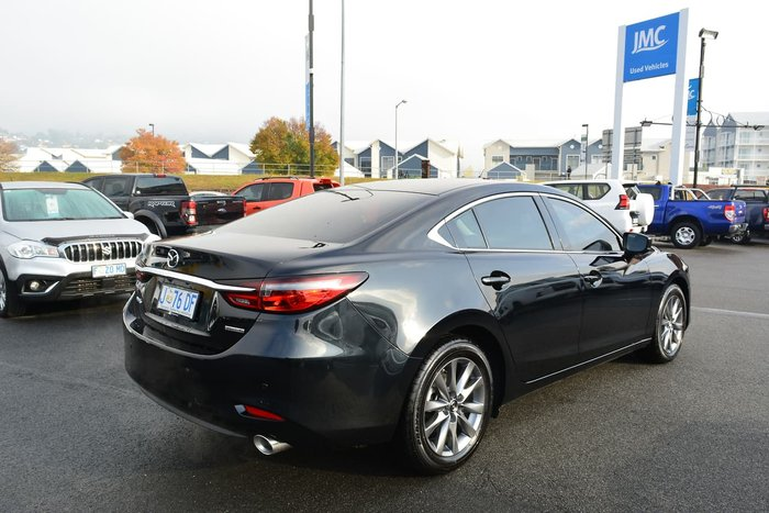 2020 Mazda 6 Touring GL Series Black