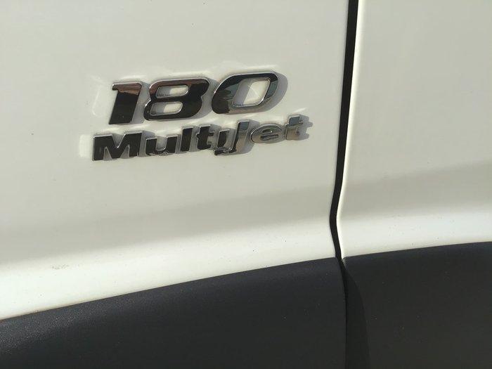 2014 Fiat Ducato Series 4 Bianco White