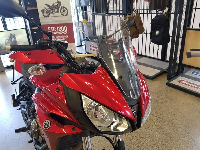2017 Yamaha TRACER 700 Red