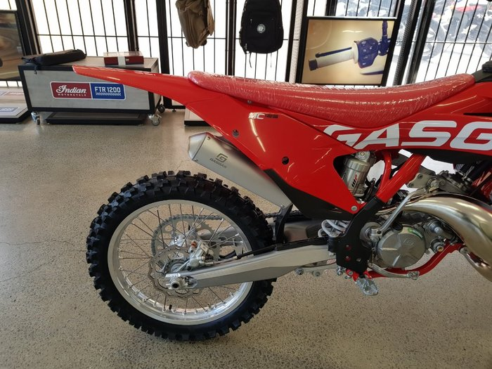 2021 Gas Gas MC 125 Red