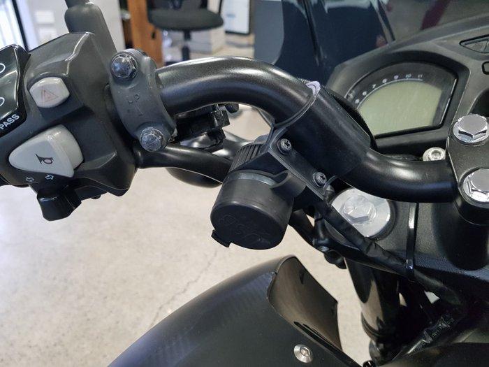 2017 Honda CB650FL Black