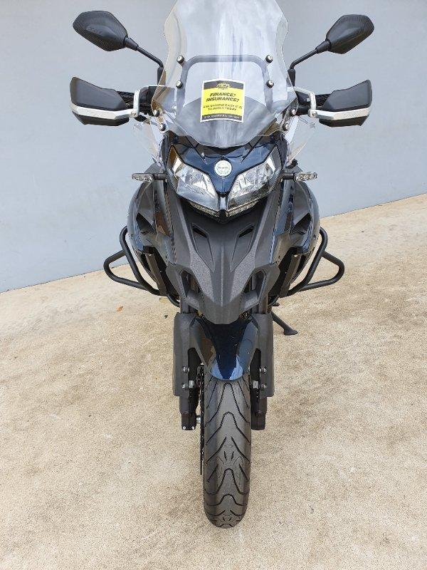 2021 Benelli 2021 Benelli 500CC TRK 502 (ABS) Road Blue