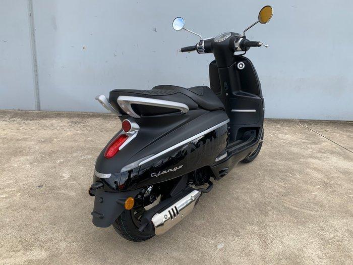 2020 Peugeot DJANGO 150 S Black