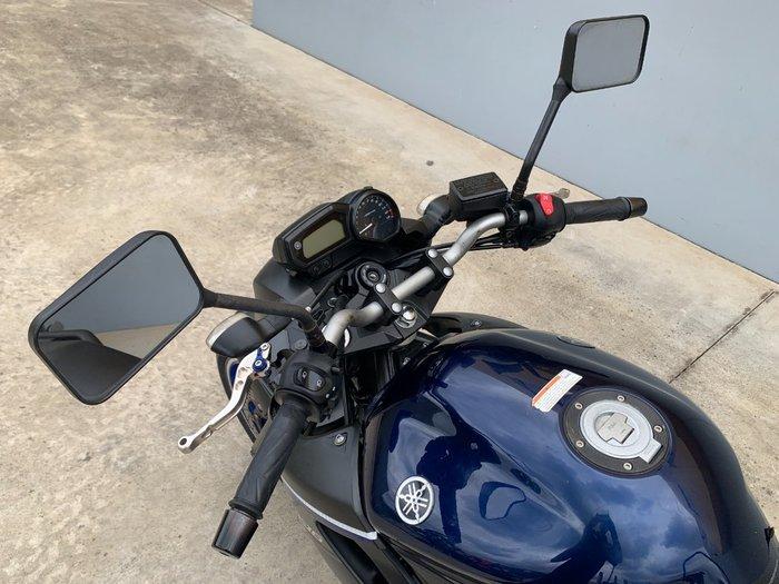 2013 Yamaha XJ6N Blue