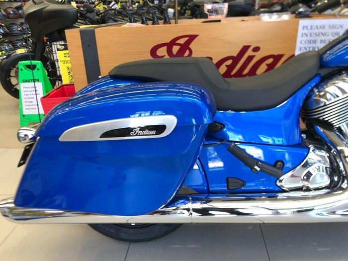 2021 Indian 2021 INDIAN 1900CC CHIEFTAIN LIMITED RADAR BLUE CRUISER Blue