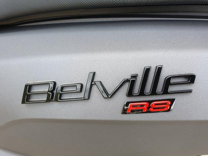 2021 Peugeot 2021 PEUGEOT 200CC BELVILLE 200 RS Scooter Grey