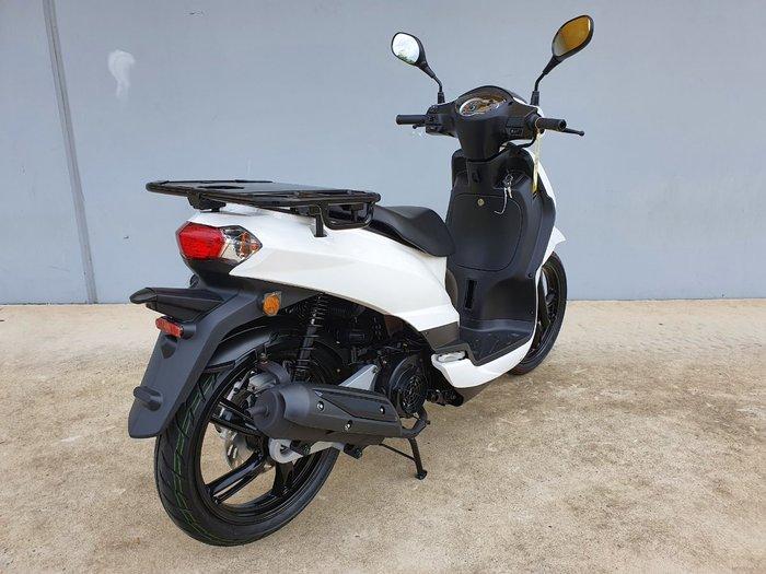 2020 Peugeot TWEET PRO 125 White