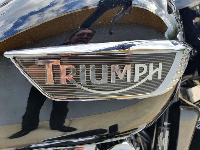 2015 Triumph THUNDERBIRD LT Black