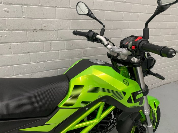 2021 Benelli 2021 Benelli 135CC TNT 135 Road Green