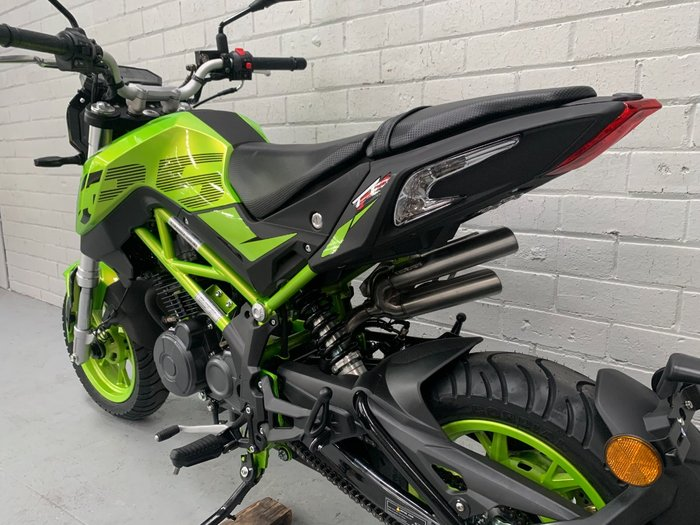 2021 Benelli 2021 Benelli 135CC TNT 135 Road Green