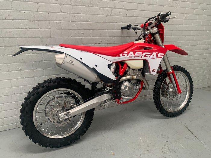 2021 Gas Gas EC 250F Red