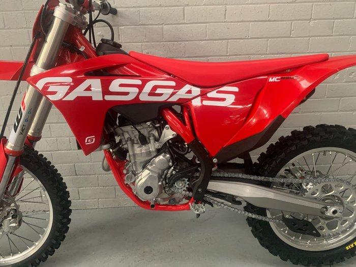 2021 Gas Gas MC 250F Red