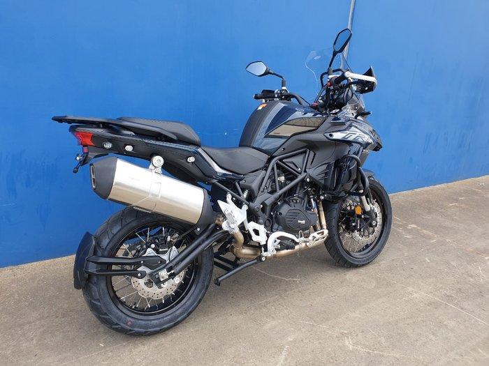 2020 Benelli TRK 502X (ABS) Blue