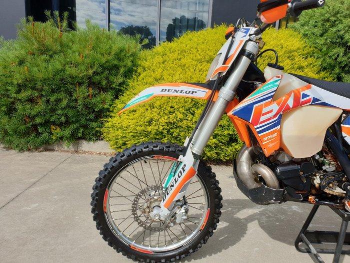 2013 Ktm 300 EXC Orange