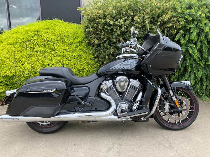 2020 Indian CHALLENGER LIMITED TH BL PEARL Black