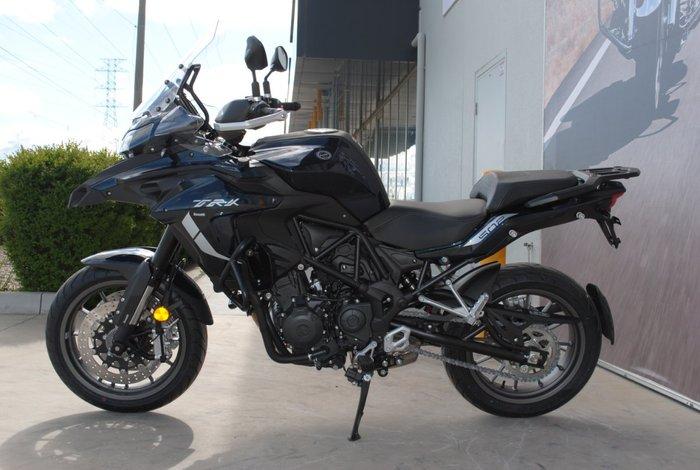2020 Benelli TRK 502 (ABS) Blue